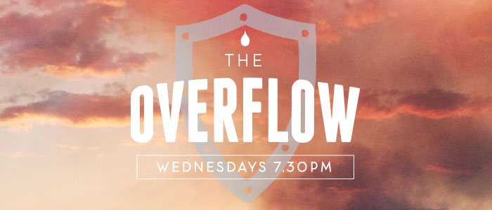 The Overflow Wednesdays 7.30pm